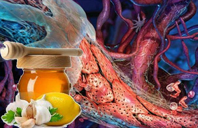 2 Супер рецепта для очищення судин головного мозку