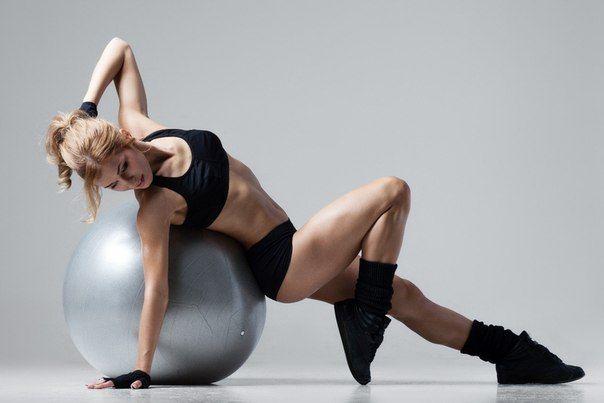 Триденний комплекс вправ для схуднення