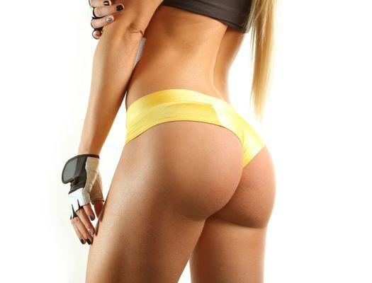 Кращі вправи для твоїх сідниць
