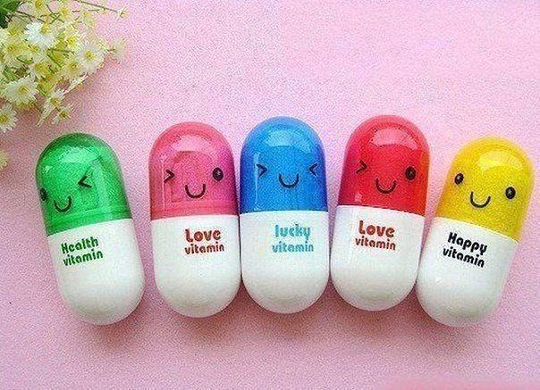 Азбука вітамінів для краси і здоров`я!
