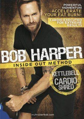 Боб харпер - kettlebell workout cardio shred.