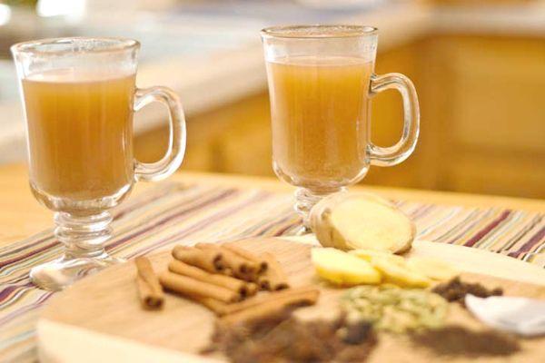 Чай за рецептом моєї знайомої - «не хочу їсти»