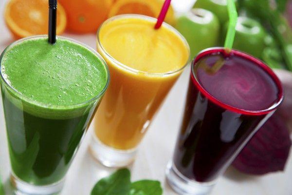 Детоксикація: природні супер рецепти