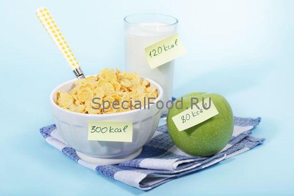 Для чого потрібні калорії і в чому їх користь - все про калорійність продуктів