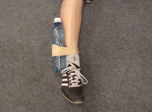 Для чого потрібні обважнювачі для ніг і як їх зробити своїми руками