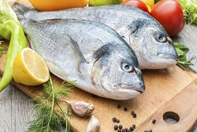 Корисні елементи і вітаміни в рибі