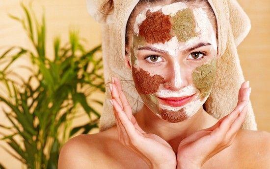 Рецепт червоною глиняної маски для обличчя