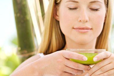 чай для схуднення користь