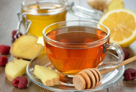Корінь імбиру з лимоном і медом - відомі ліки