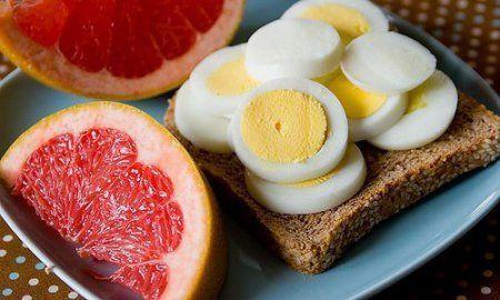 Яєчно-грейпфрутова дієта