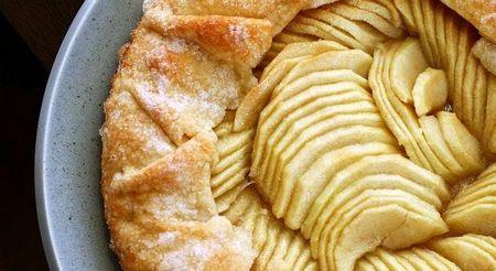 Прості рецепти з яблуками