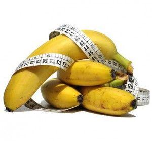 Чи ефективні розвантажувальні дні на бананах і як їх правильно проводити