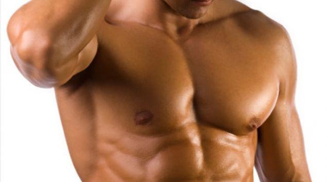 Качаємо грудні м`язи. Кращі вправи в картинках!