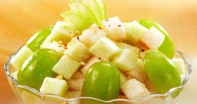 Як приготувати фруктовий салат. Прості рецепти солодких салатів