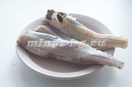 Як приготувати рибні котлети з путасу