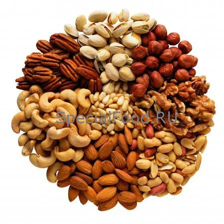 Як проявляє себе алергія на горіхи - симптоми