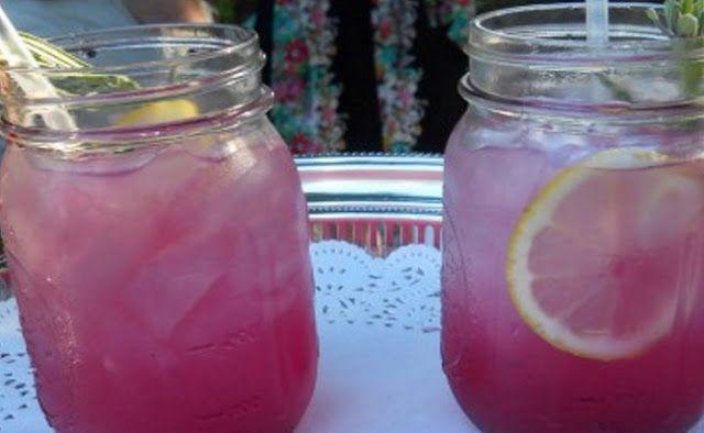 Як зробити лавандовий лимонад, щоб позбутися від головних болів і тривожності