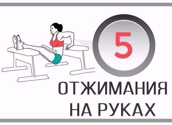 Комплекс вправ для спалювання жирів