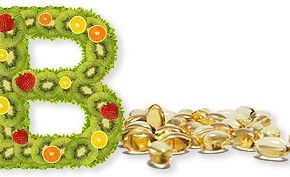 Комплекси вітамінів групи в для підтримки нервової системи та імунітету