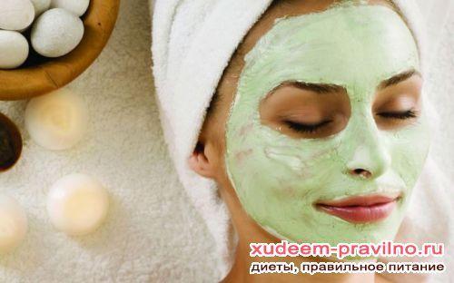 Маски для догляду за шкірою обличчя