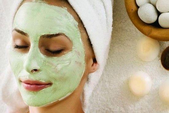 Склад маски для обличчя з алое