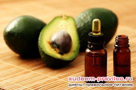 Масло авокадо корисні властивості для здоров`я