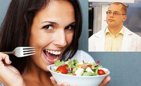 Методика агапкина для схуднення