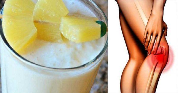 Мені 50 років, і цей напій допомагає мені позбавитися від болю в коліні і в суглобах всього за 5 днів!