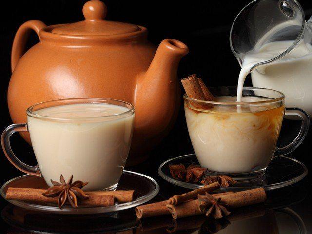 Молоко зі спеціями дарує здоров`я