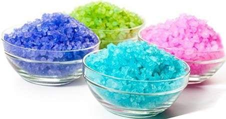 Морська сіль для боротьби з целюлітом
