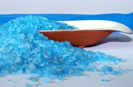 Морська сіль допомагає в боротьбі з целюлітом