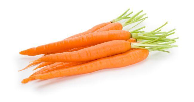 Відварна і свіжа морква як джерело корисних речовин