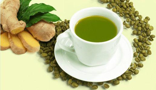 П`ємо каву з імбиром і худнемо. Як приготувати чорний і зелений кава для схуднення