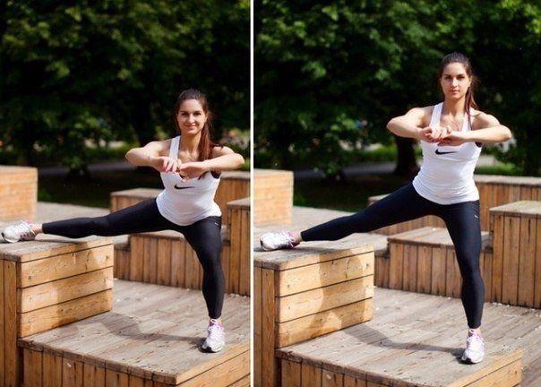 Підтягуємо сідниці, зміцнюємо стегна: 8 ефективних вправ