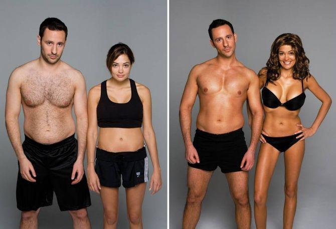 Повна трансформація тіла всього за 4 тижні - 10-хвилинний комплекс вправ