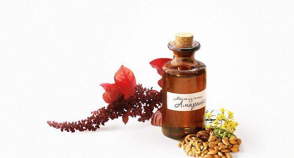 Користь амарантового масла в процесі схуднення