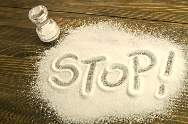 Популярна солі дієта - швидкий спосіб позбутися від зайвих кілограмів!