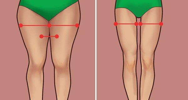 Витратьте 12 хвилин в день. Ці прості вправи зроблять ваші ноги стрункими!