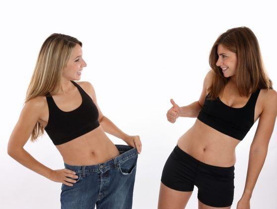 Свята пройдуть, а кілограми залишаться! Як схуднути швидко?