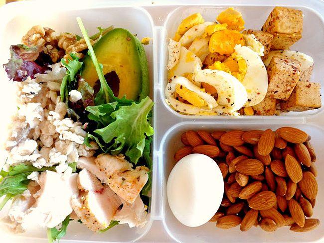 Зразкове меню білкової дієти на 7 днів