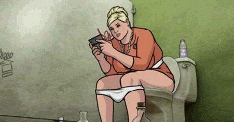 Прочитавши цю статтю, ви більше ніколи не візьмете телефон з собою в туалет!