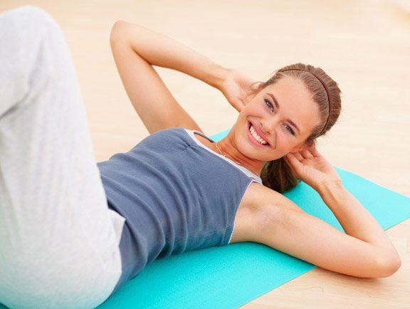 Опрацьовуємо всі тіло. Кращі вправи!