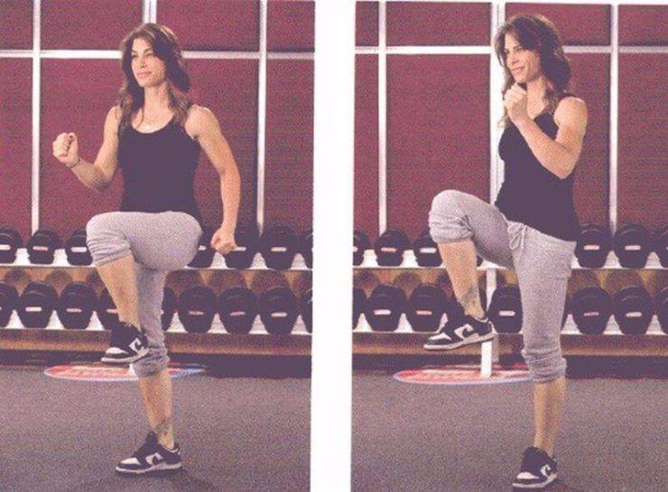 Прості вправи, які дадуть вам бажане тіло не витративши ні копійки на дорогі фітнес зали!