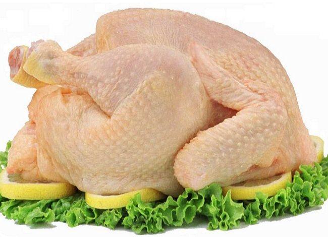 Розвантажувальний день для схуднення на курячому м`ясі