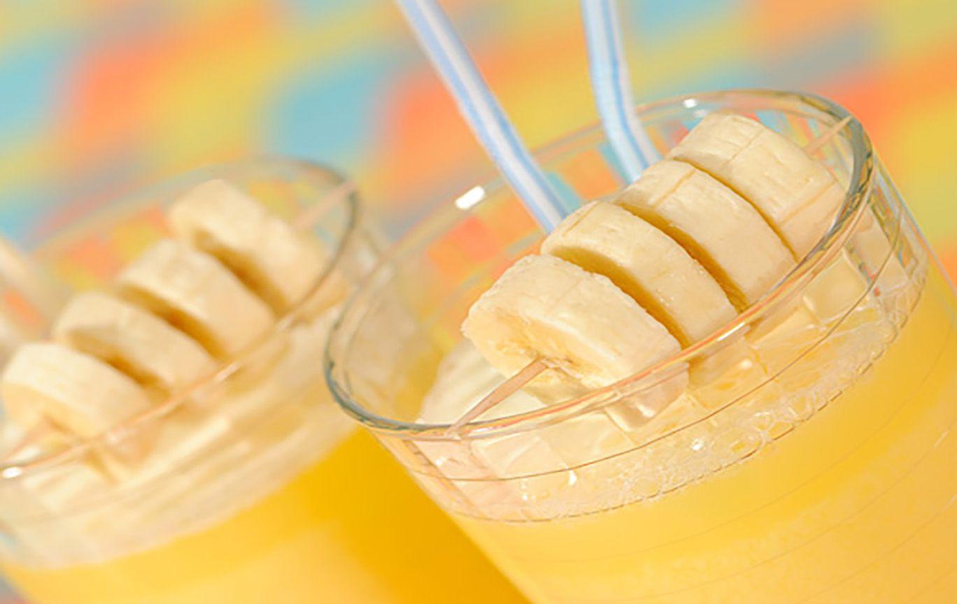 Рецепт коктейлю з банана для схуднення в домашніх умовах