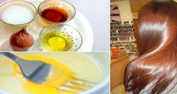 Рецепт шовковистих і довгого волосся - знайдений!