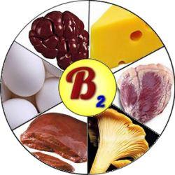 Рибофлавін (b2) і його вміст у продуктах харчування