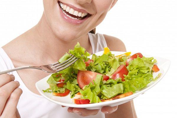 Салатна дієта. Можна скинути за кілька днів від 5 до 12 кг.