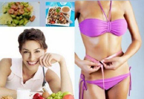 Сама правильна дієта для системи «лікувальна схуднення»