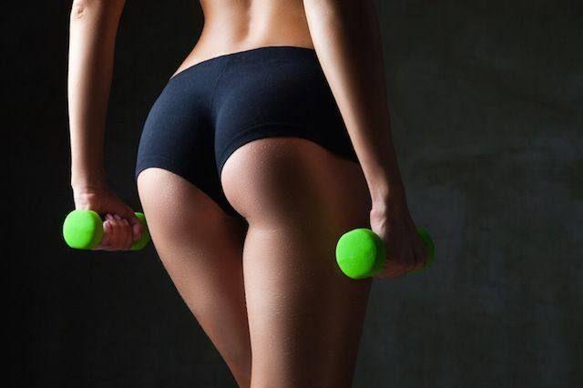 Топ-22 найефективніших вправ для красивих сідниць!